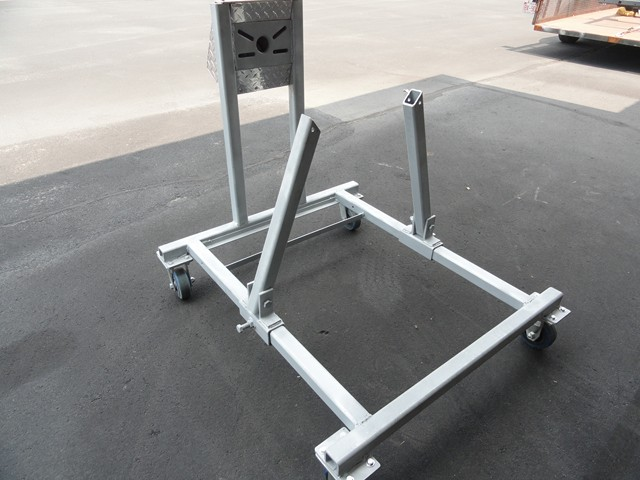 Stand Designs Quiz : Diy metal outboard motor stand unixcode